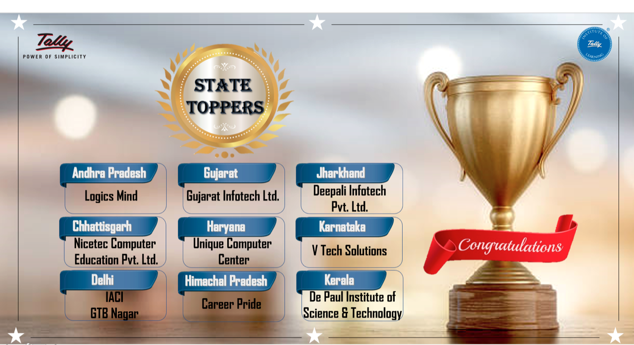 Congratulations Team IACI, GTB Nagar in 2020 Reward and