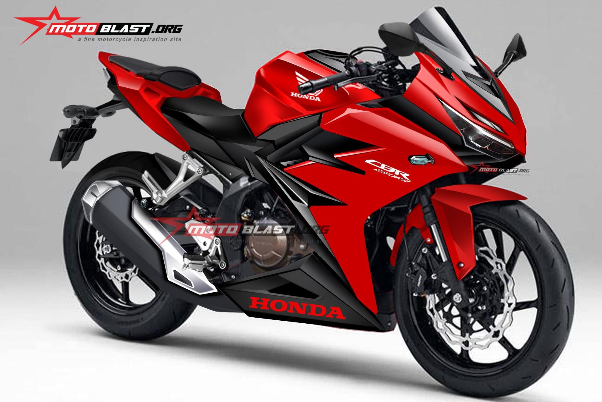 2017 Honda Cbr250rr Cbr Sport Bike Motorcycle Cbr250