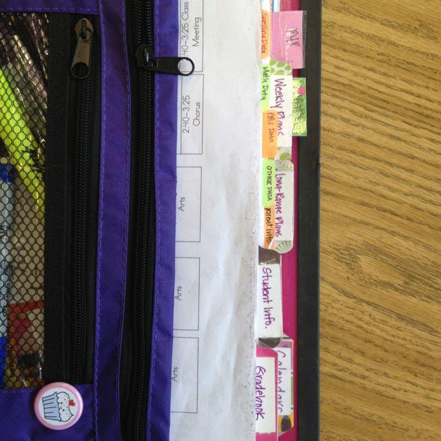 I Am A Firm Believer In Teachers Needing Binders Too! Here