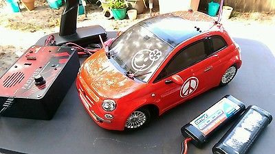 Tamiya 57787 1 10 Rtr Xb Fiat 500 Ebay Sales Hobby Rc Cars