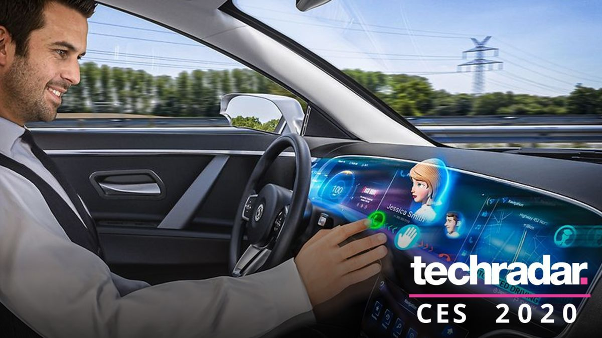 The Future Of Driving CES 2020 Gives Us A Glimpse At The