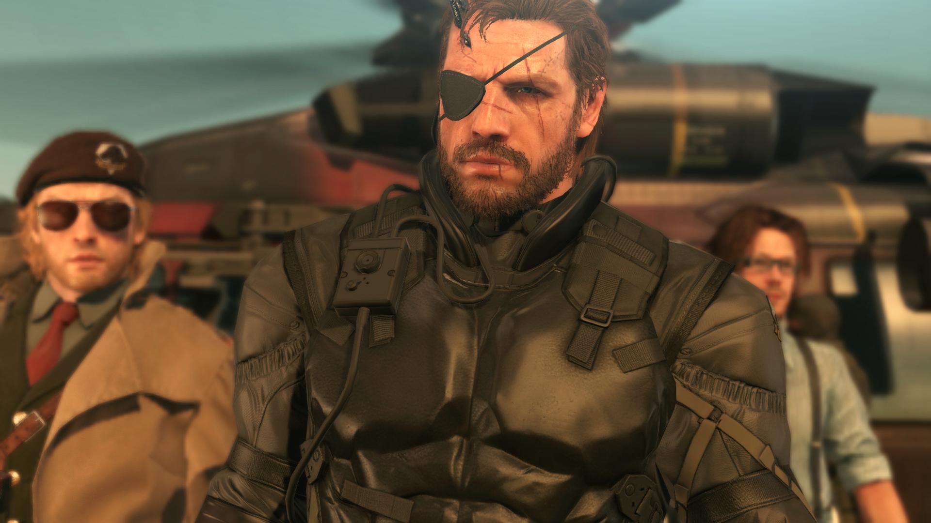 Pin Em Metal Gear Solid