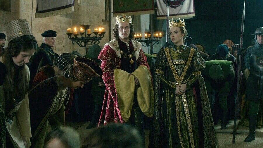 The White Princess Queen Elizabeth Of York And King Henry Vii