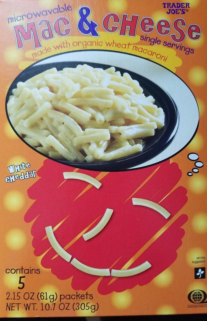 Microwavable Mac And Cheese