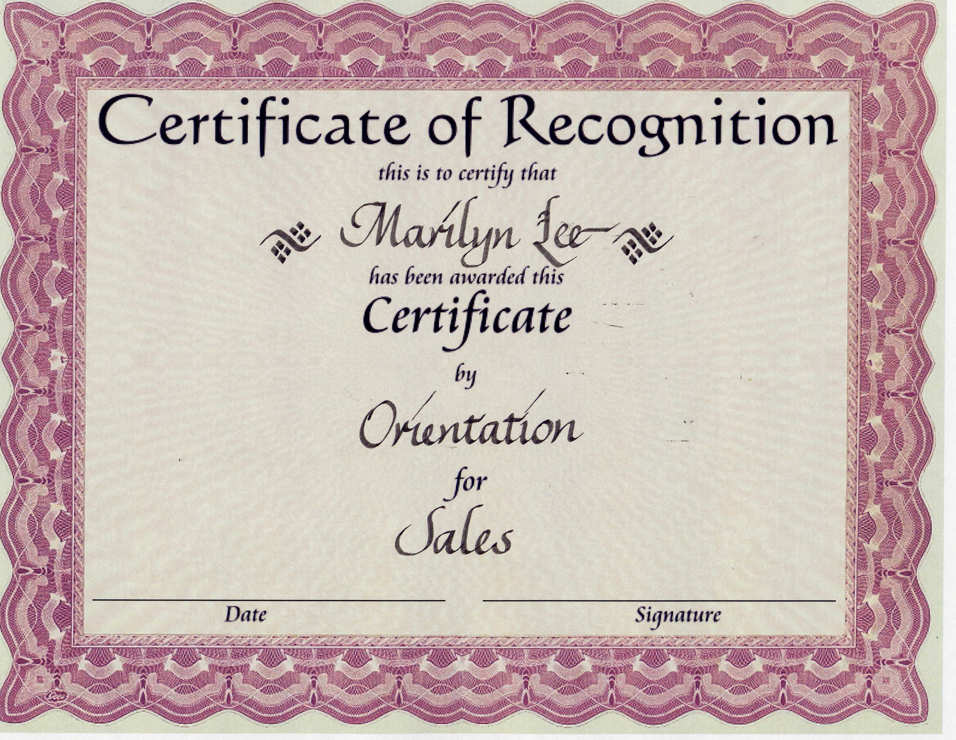 Certificate frames certificate of recognition award certificate certificate frames certificate of recognition award certificate reads xflitez Choice Image