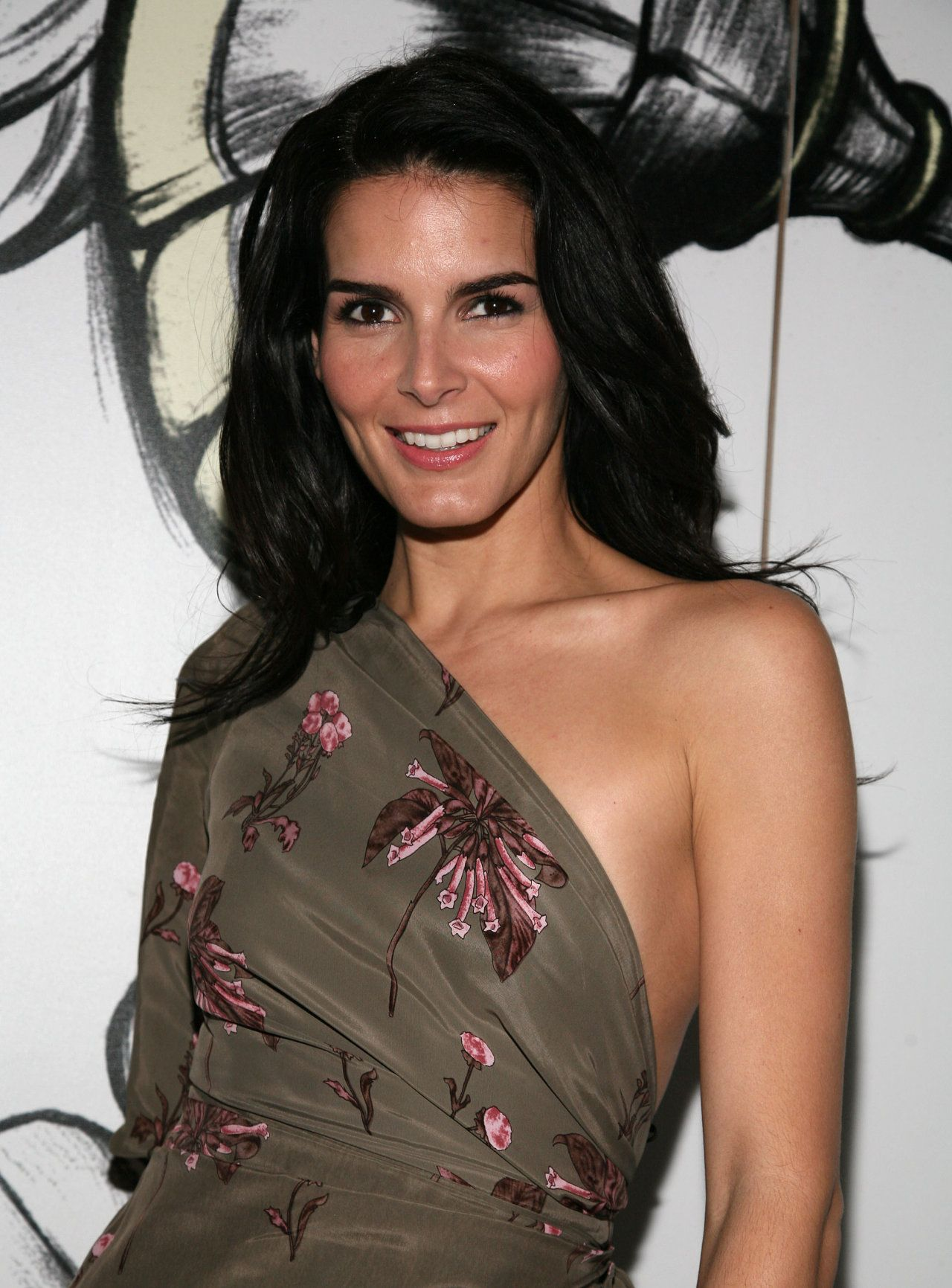 Angie Harmon born August 10, 1972 (age 46)