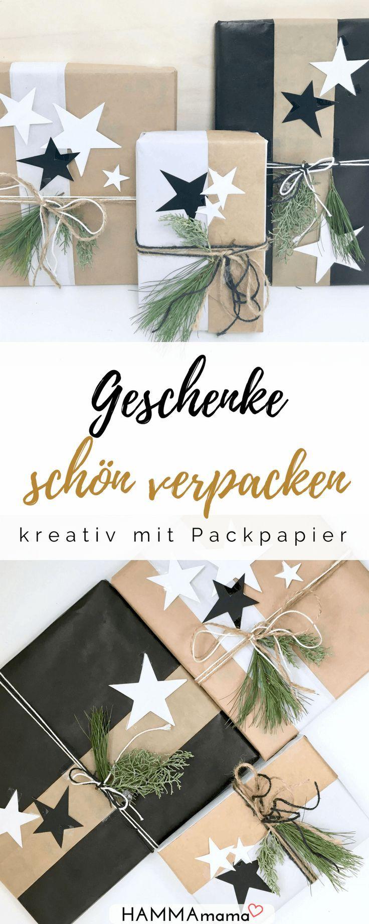 diy dekoration so kannst du geschenke f r weihnachten besonders sch n verpacken weihnachten. Black Bedroom Furniture Sets. Home Design Ideas