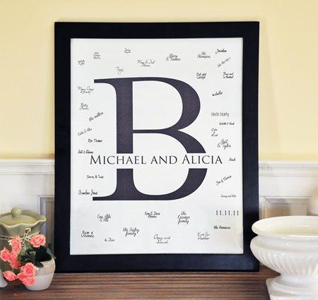 Initials Signature Frame | Signature Frames | Signature Picture ...