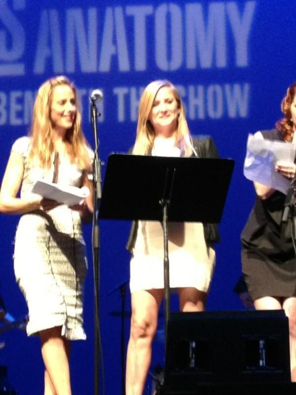 Kim Raver Teddy Altman Jessica Capshaw Arizona Robbins Greys