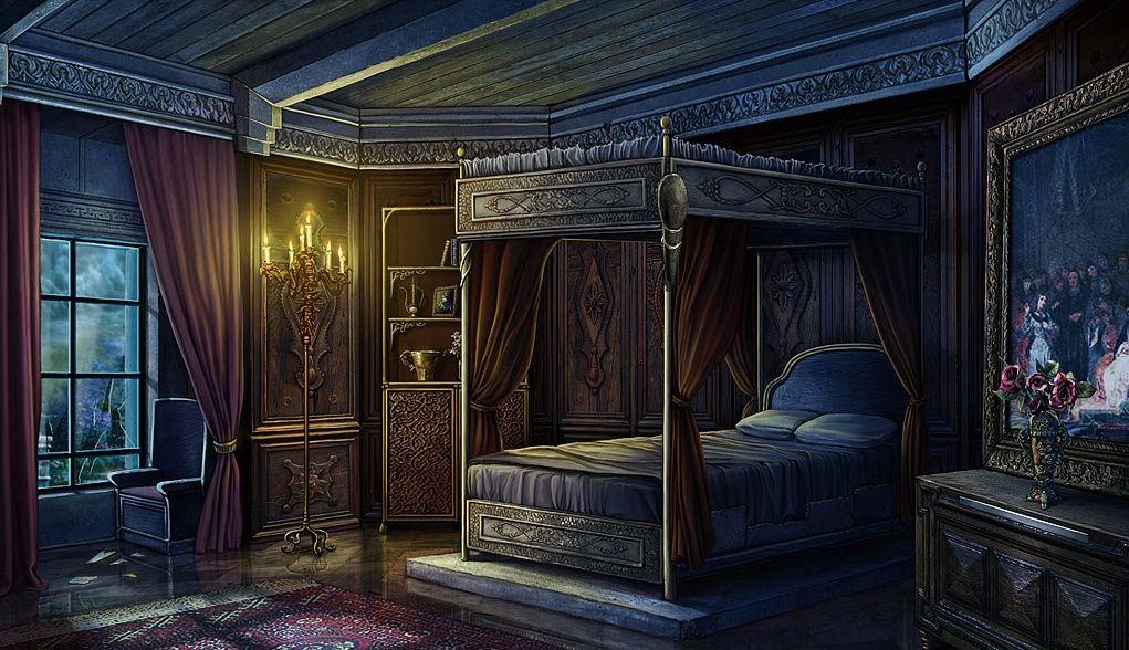 latest (1021×588) Fantasy bedroom, Fantasy castle, Anime