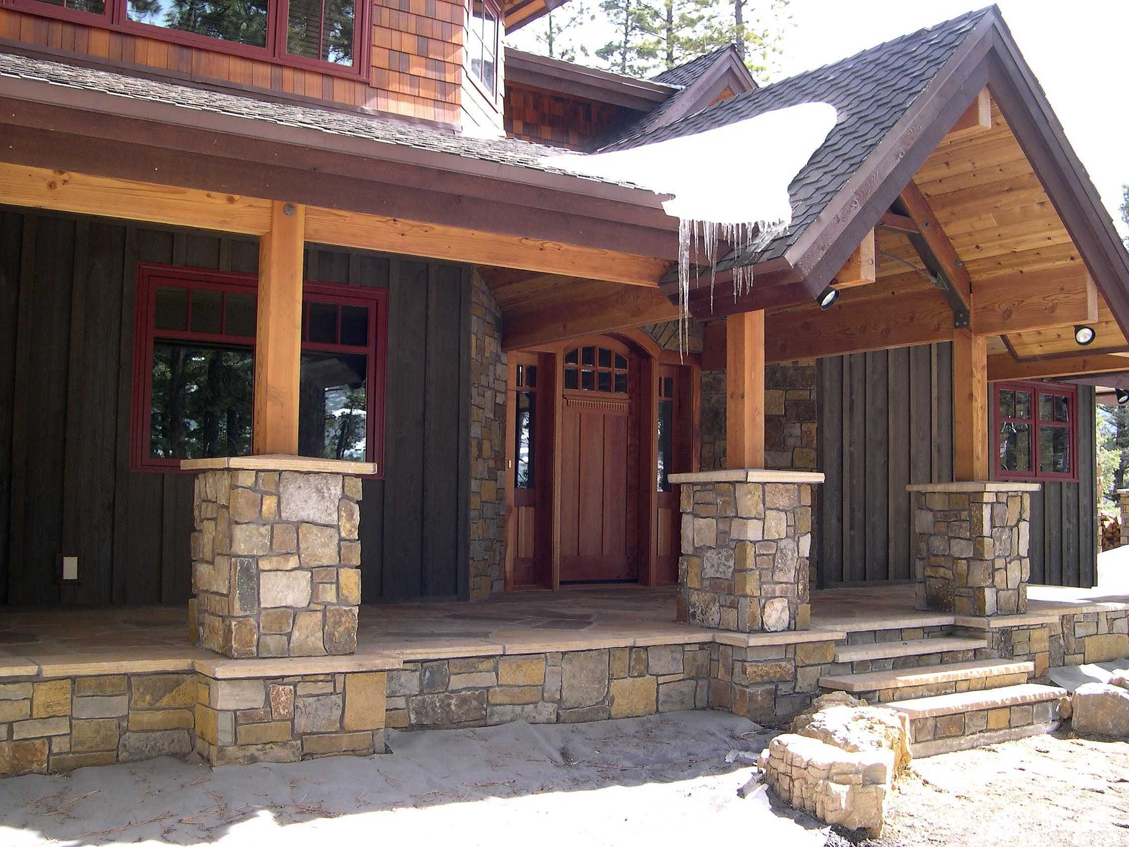 Craftsman style entrances google search dream home