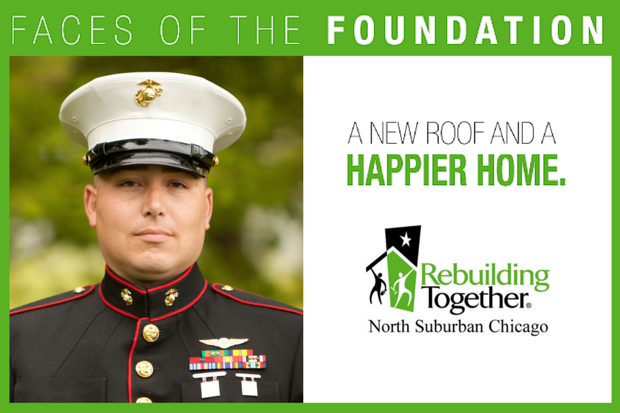 A New Roof and a Happier Home   Coldwell Banker Charitable Foundation - Rebuilding Together