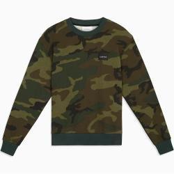 Calvin Klein sweatshirt with camouflage print S Calvin KleinCalvin Klein - Calvin Klein sweatshirt with camouflage print S Calvin KleinCalvin Klein You are in the right place  - #1920sMen #BeardedMen #Calvin #CalvinKleinMen #camouflage #Klein #KleinCalvin #MenNecklace #print #sweatshirt #UrbanMensFashion