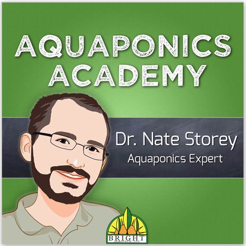 Announcing The Aquaponics Academy Podcast Aquaponics System