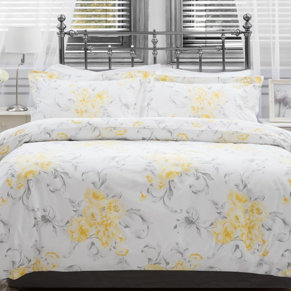 Floral Amour Duvet Sets, available in Small Double bed