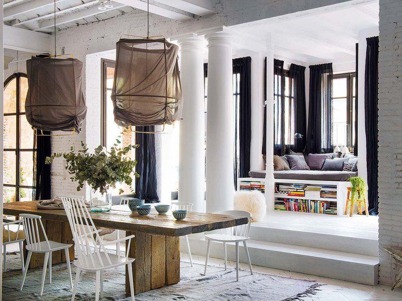 Jurnal de design interior dou apartamente unite in unul singur also living nice pinterest rh