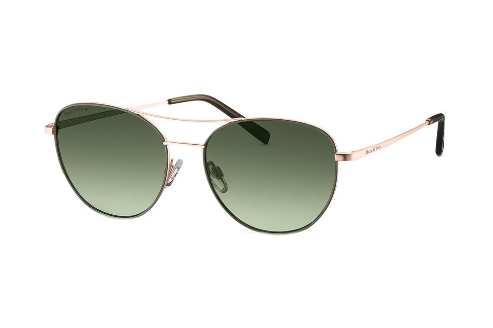 Marc O Polo 505073 24 Sonnenbrille In Rosegold Matt Oliv Matt In 2020 Sonnenbrille Brille Rosegold