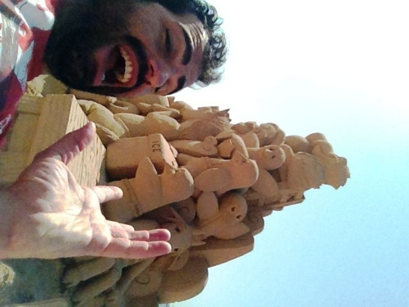 Sand Castles Team Building Italy and Dubai/Abu Dhabi