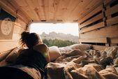 Photo of Millennials decide on van life to pursue travel & live minimal. Van Life. Sprint…