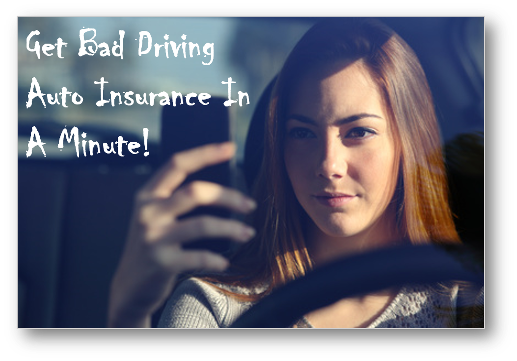 Pin On Car Insurance With Bad Driving Record