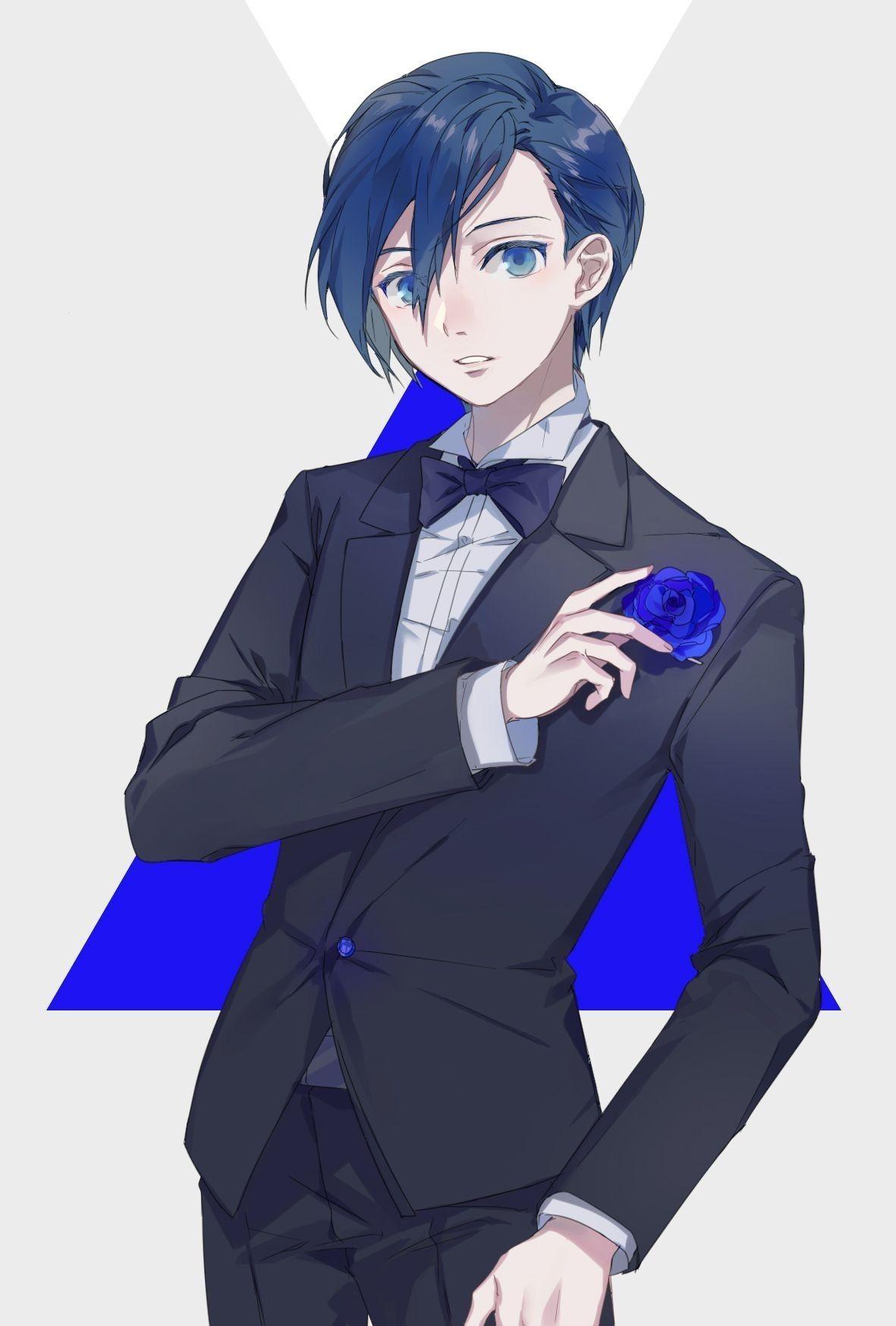 Beautiful Anime Boy Art Handsome Drawing Fashion