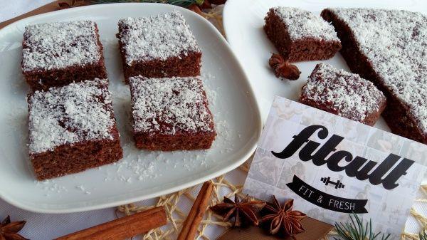 Zdravšia verzia voňavého perníkového koláčika, ktorý k Vianociam proste patrí. Príprava je veľmi jednoduchá a rýchla, takže šup do kuchyne.