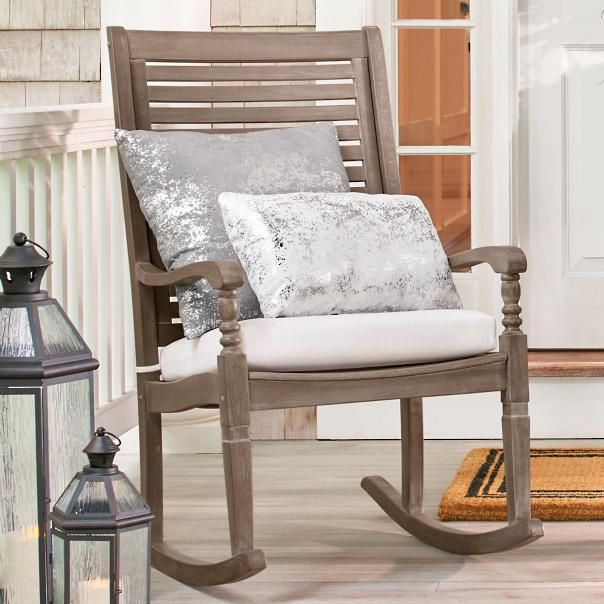 Nantucket Rocking Chair For The Home Outdoor Living