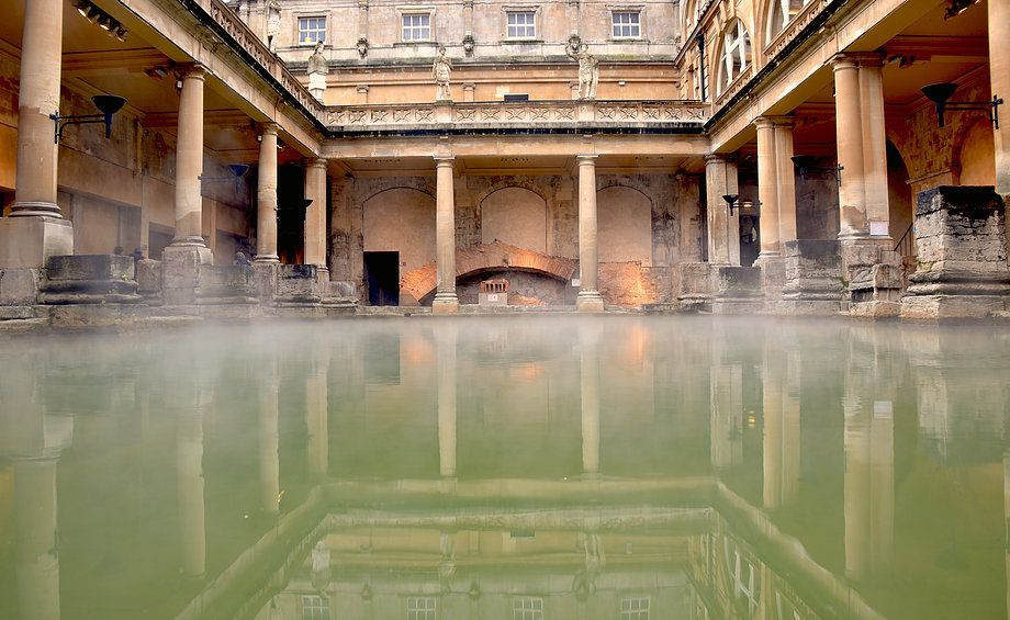 The Spa Experience Of A Plunge Pool Plunge Pool Ancient Roman
