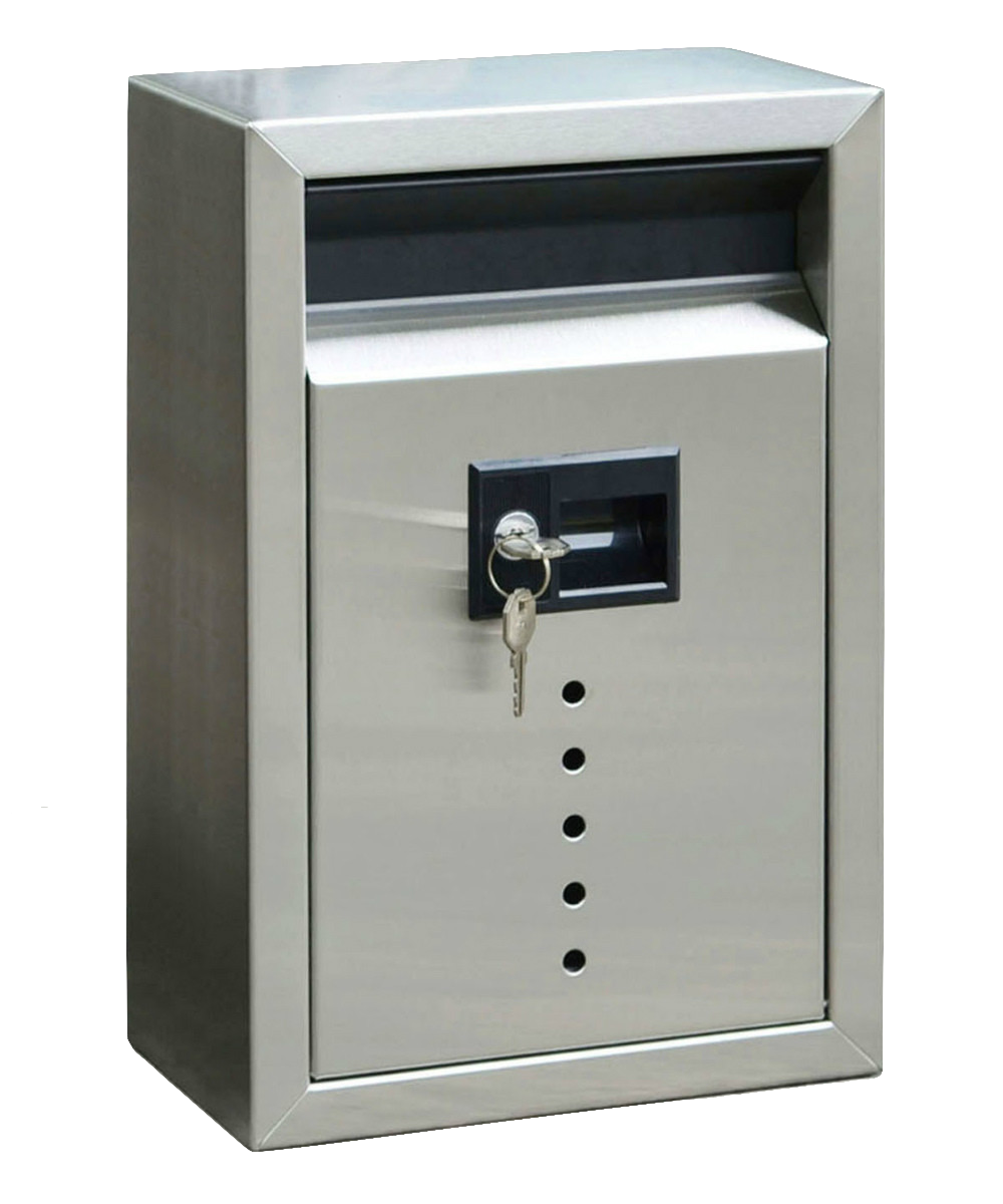 Ecco E10 Large Locking Mailbox | For the Home | Wall mount