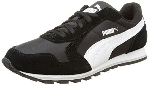 Puma Unisex-Erwachsene St Runner Nl Sneakers, Schwarz (Black/White), 39 EU:  Amazon.de: Schuhe & Handtaschen