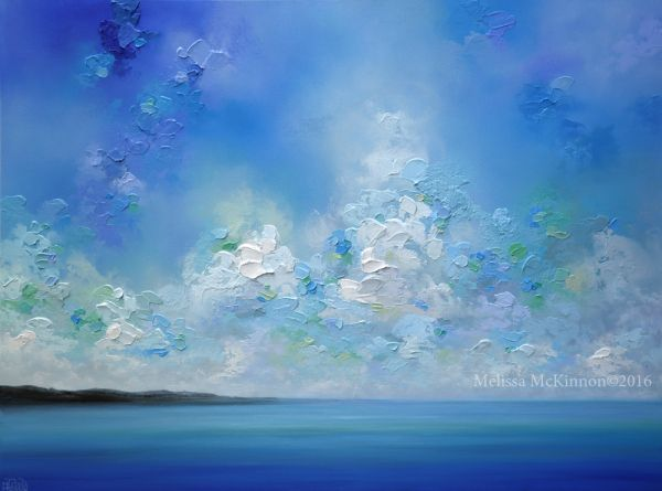 Painting Gallery Contemporary Landscape Artists Sky Painting Beach Art Painting