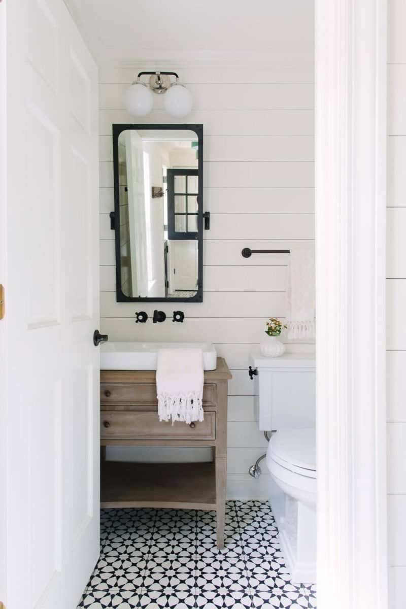 Photo of 17+ Gorgeous Powder Room Ideas That Transform Your Small Bathroom