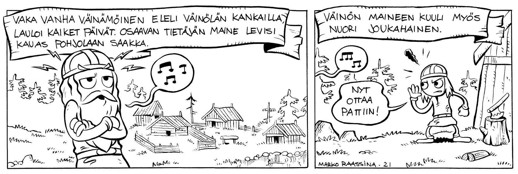 Suomalainen Sarjakuva
