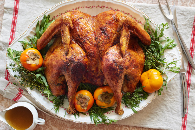 45-Minute Roast Turkey — Mark Bittman #markbittmanrecipes