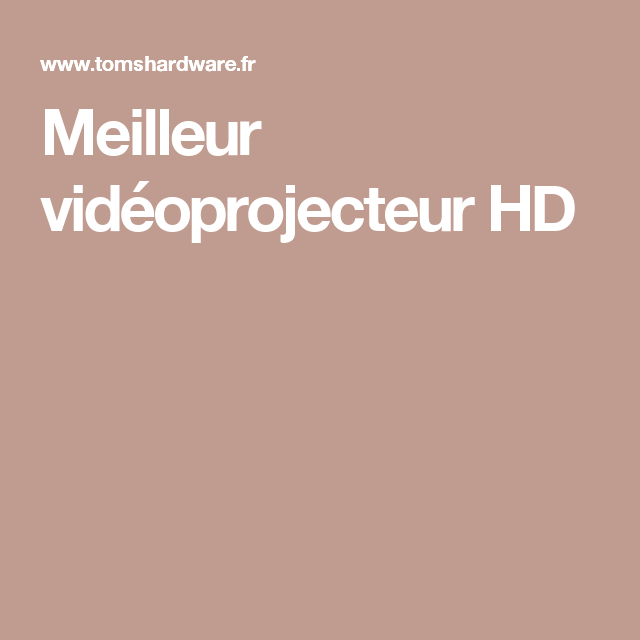 les 25 meilleures id es de la cat gorie vid oprojecteur hd. Black Bedroom Furniture Sets. Home Design Ideas