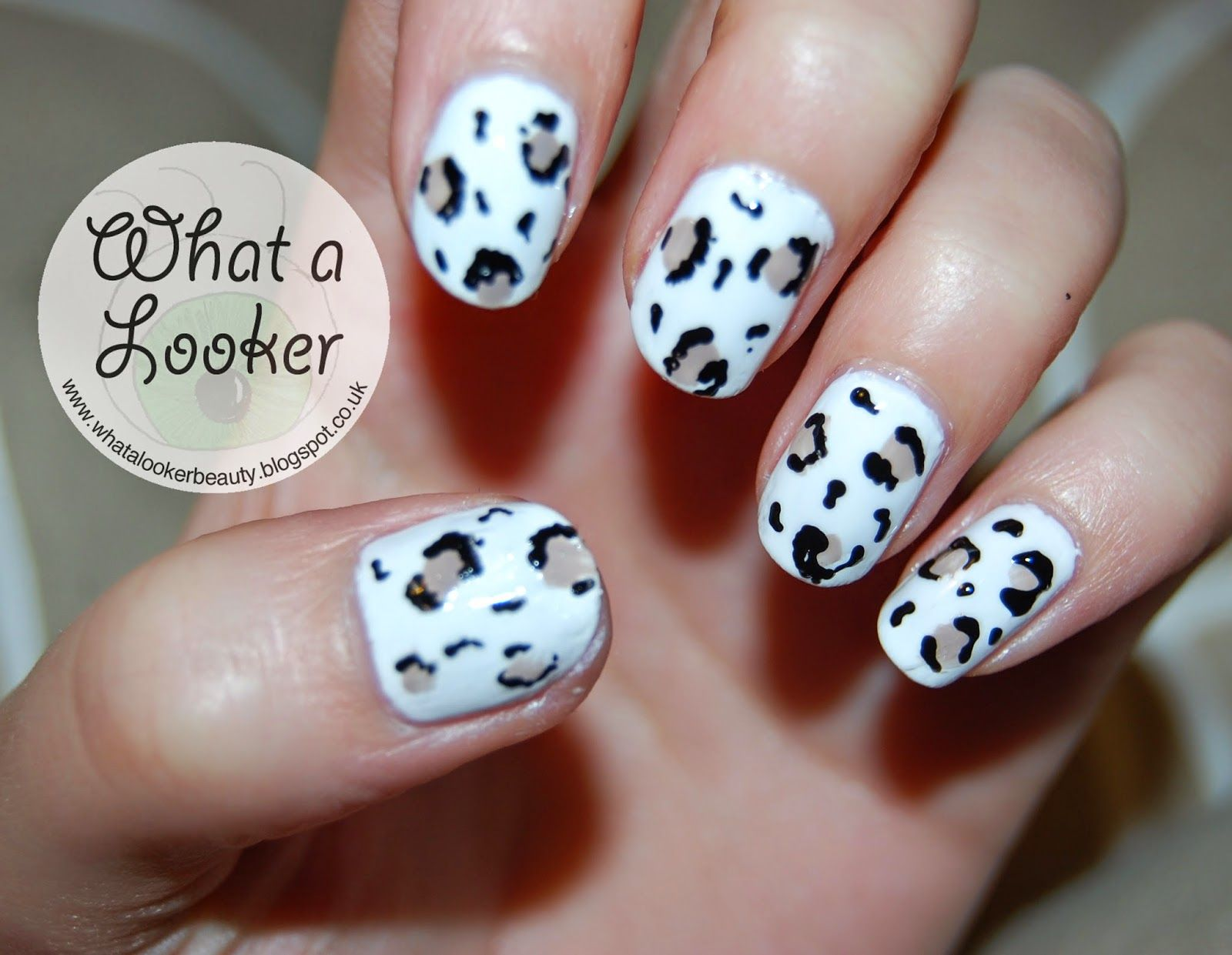 what a looker: December Nail Art Challenge | My Nail Designs ...