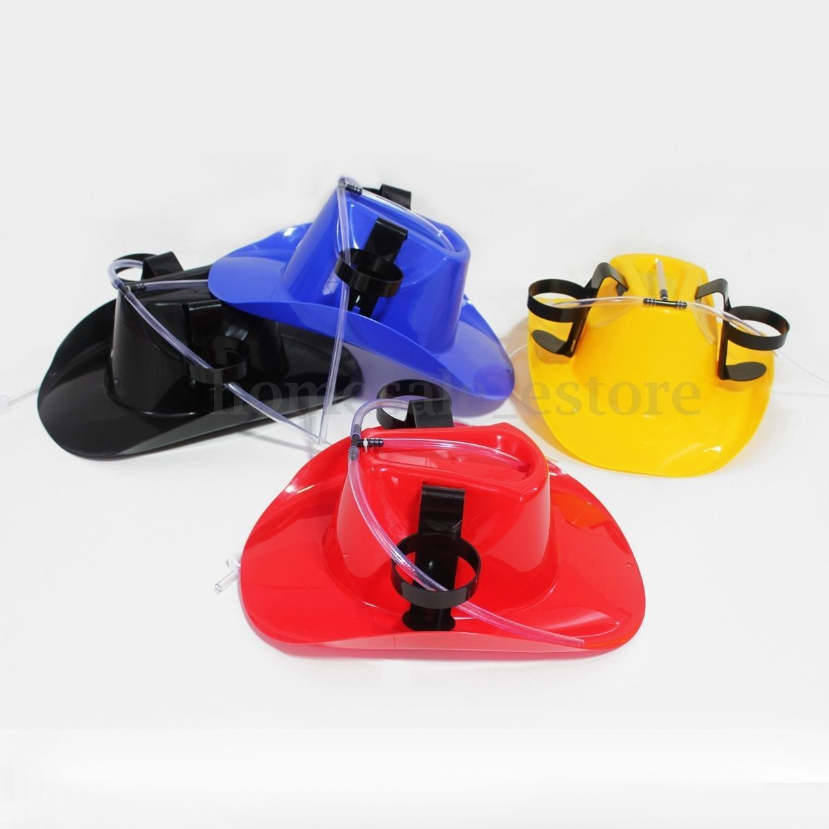 a6d915ab3 Cowboy Beer Wine Drinking Helmet Hat Game Drink Party Dispenseryear ...