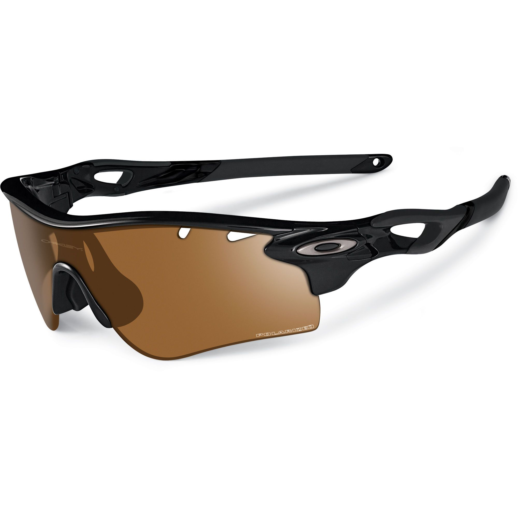 Wiggle Oakley Radarlock Path Polarized Vented Sunglasses