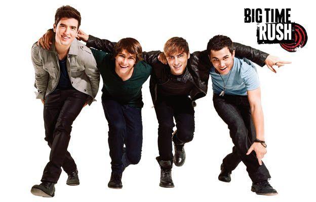 Big Time Rush Nickelodian Tv Boy Band Music Poster 11x17 Big Time Rush Big Time Rush Poster