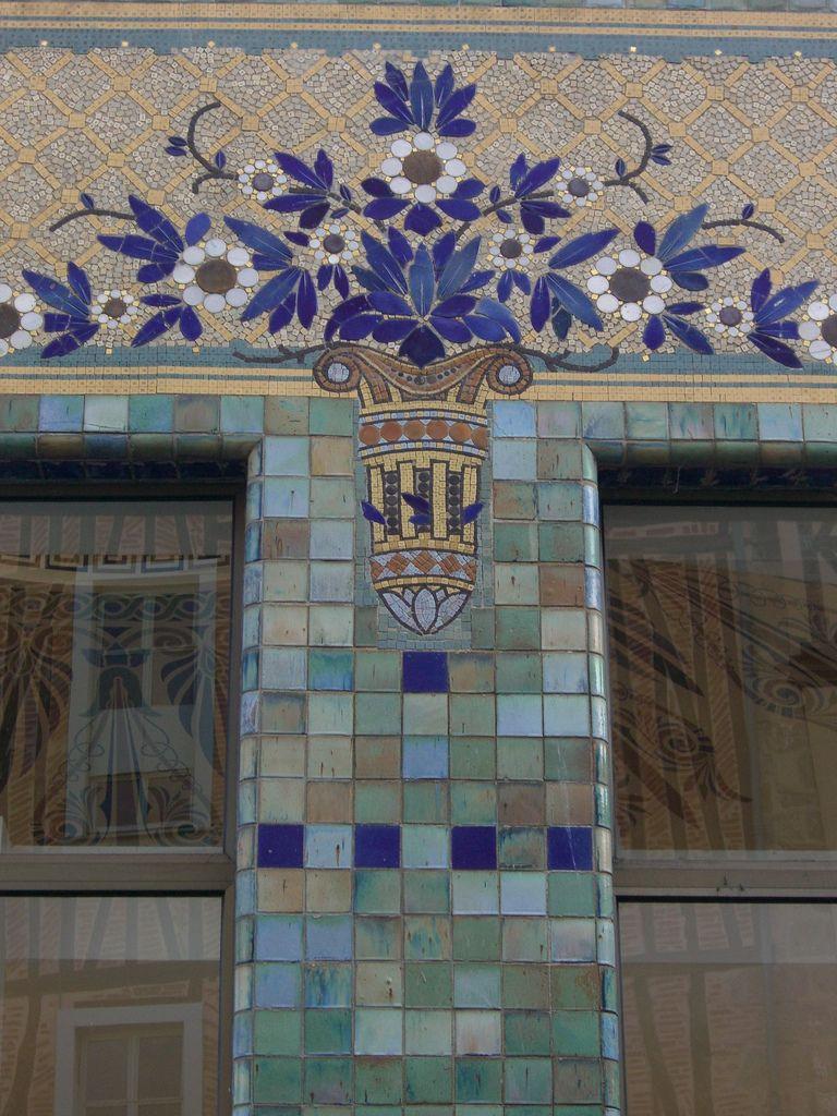 Limoges (87) - Pavillon du Verdurier (1919)   by Yvette Gauthier