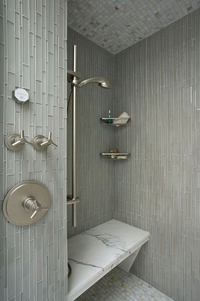 vertical tile Raleigh Greenville NC Bathroom Tile Photos Ideas