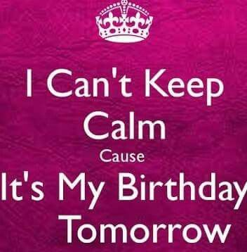 Brilliant Tomorrow Is My Birthday Quotes Page 8 The Best Quotes Reviews Funny Birthday Cards Online Fluifree Goldxyz