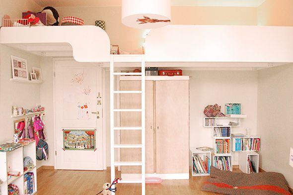 Etagenbett Zubehör Setup : Das hochbett deko für die wohnung pinterest hochbetten bett