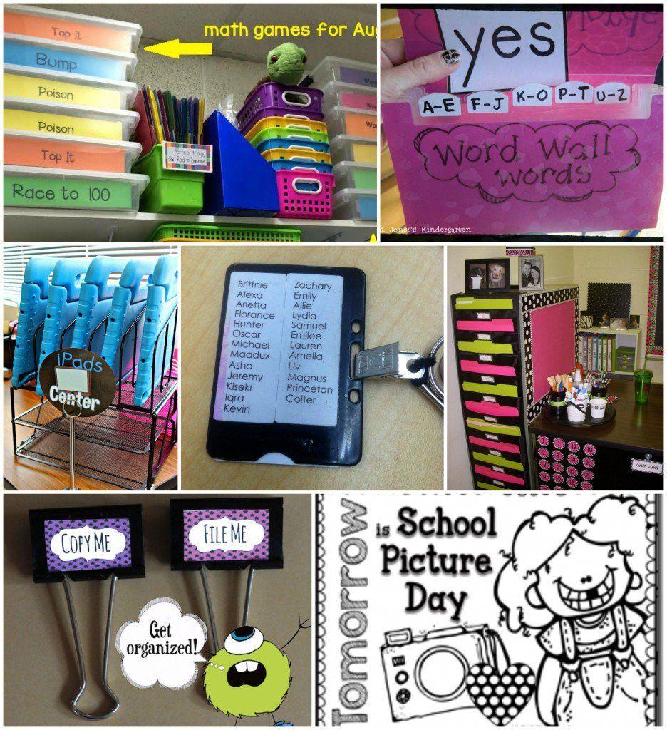 21 Brilliant Classroom Organization Hacks Playdough To Plato Classroom Organization Classroom Organisation Classroom