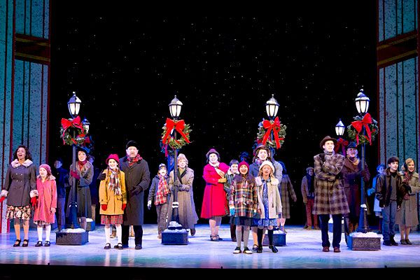 A Christmas Story Musical.Image Result For A Christmas Story The Musical Costumes A