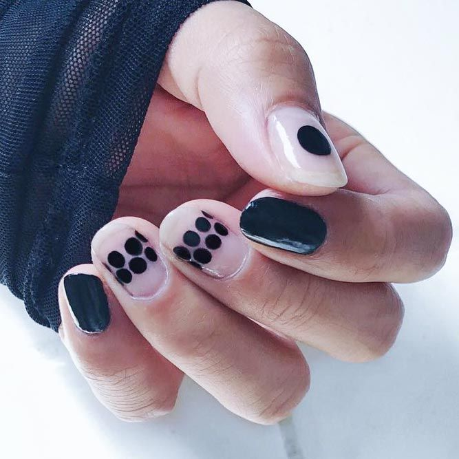 27 Simple Nail Designs For Short Nails To Do At Home Cute Nails
