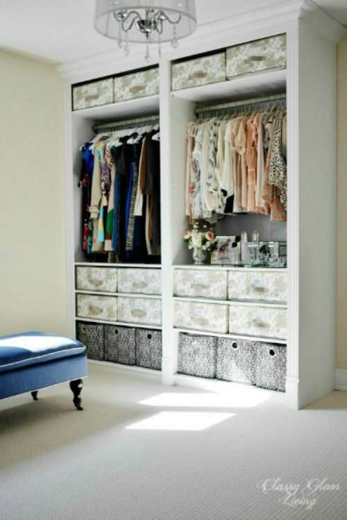 Our Diy Dressing Room Hacked Ikea Pax Wardrobe Room Ikea
