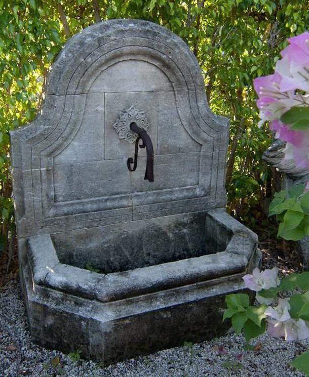 Details Zu Wandbrunnen Aus Naturstein Steinbrunnen Gartenbrunnen