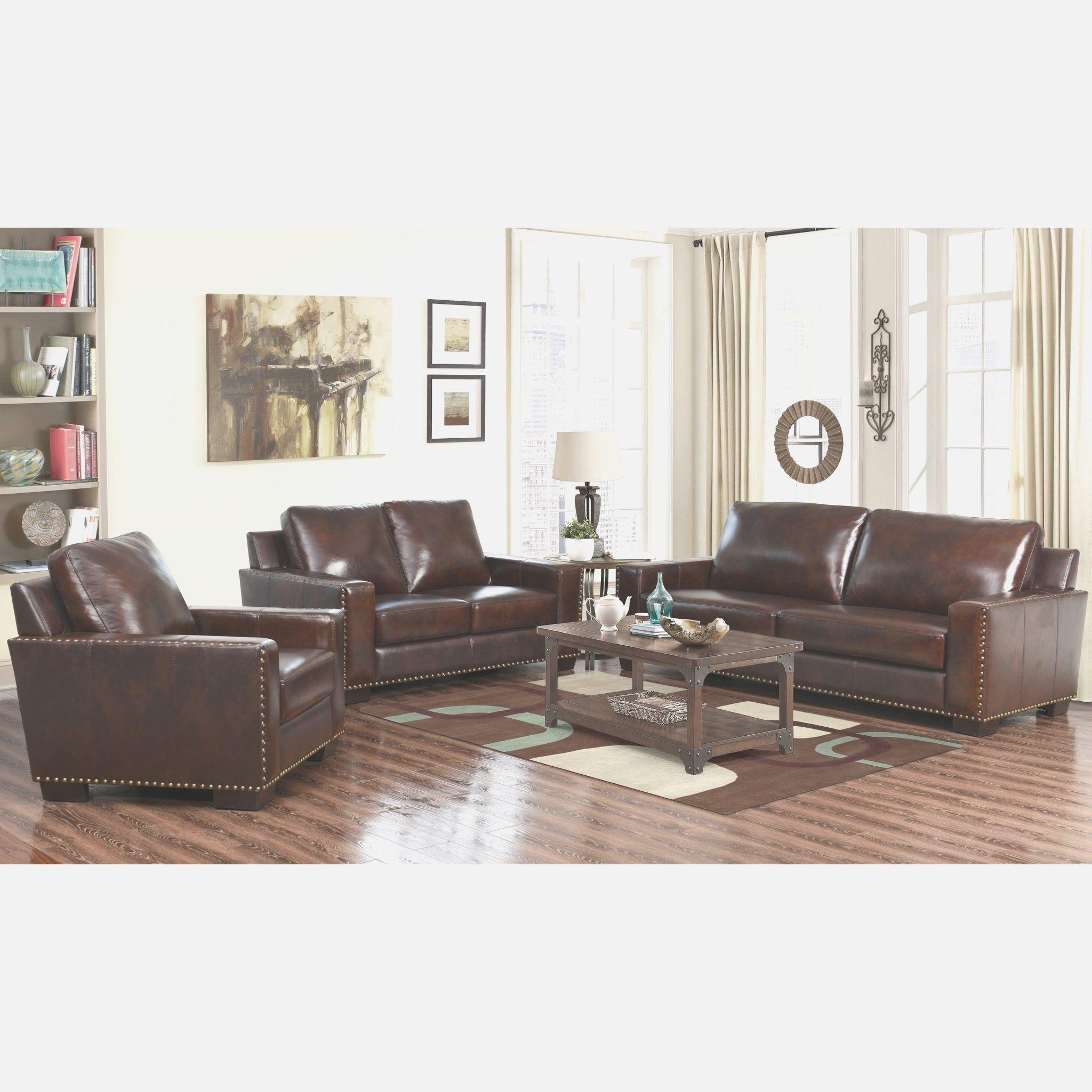 Abbyson Living Bradford Faux Leather Reclining Sofa Dark Brown Big Cream Cushions Monaco And Loveseat