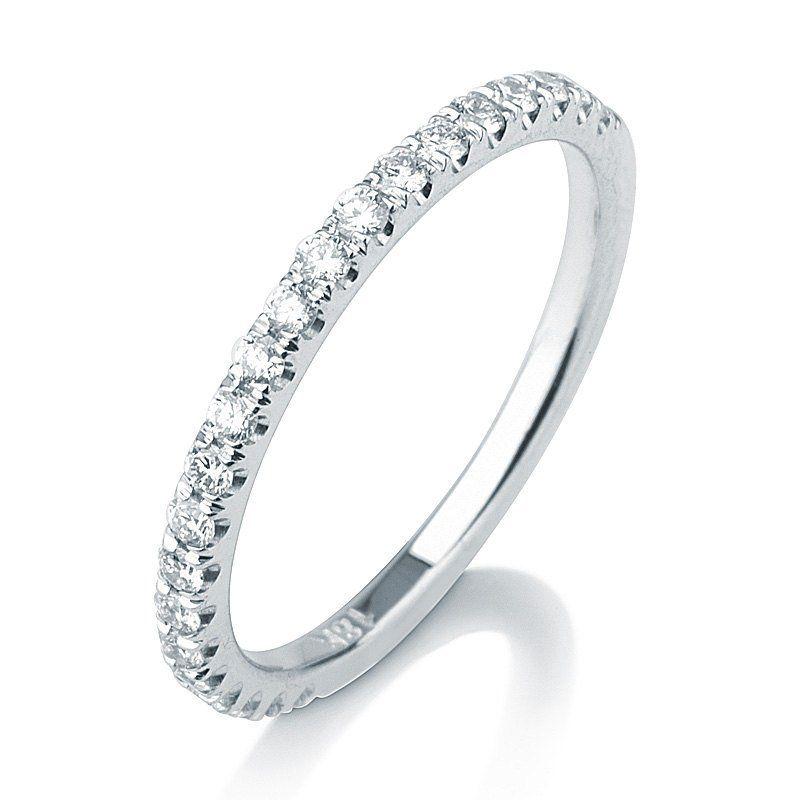 Diamond Ring For Women Platinum Wedding Bands Delicate Etsy Morganite Engagement Ring Rose Gold Pave Diamond Wedding Bands Diamond Wedding Bands
